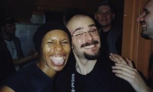 Skunk Anansie Europa Tour – Léo und Skin