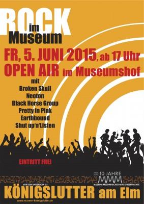 Rock Im Museum 2015